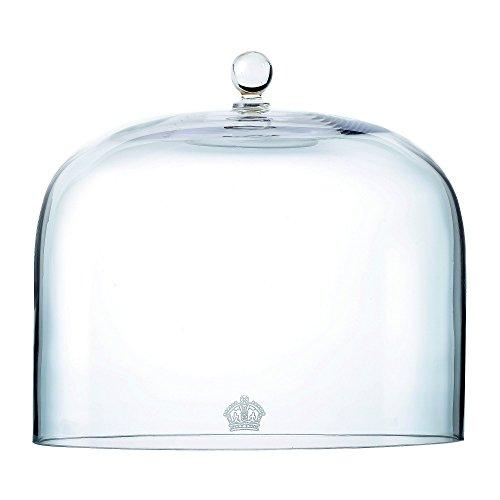 Royal Albert Large Glass Dome