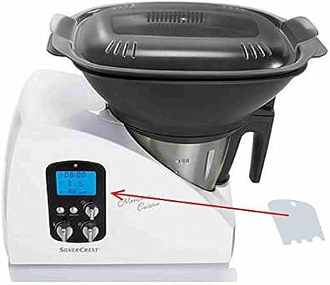 2 x – Protector de pantalla antirreflectante para Silvercrest Robot de cocina Monsieur Cuisine skmh 1100 A1 – antiarañazos Premium Protector de pantalla Protector de pantalla: Amazon.es: Electrónica