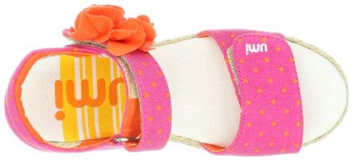 Umi giselle 340002-690, Mädchen Sandalen Pink (pink multi)