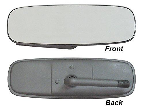 Interior Rear-View Mirror w/Arm 1960-65 Falcon 61-65 Ranchero Deluxe Futura Sprint Station Wagon (C3DZ-17700B)