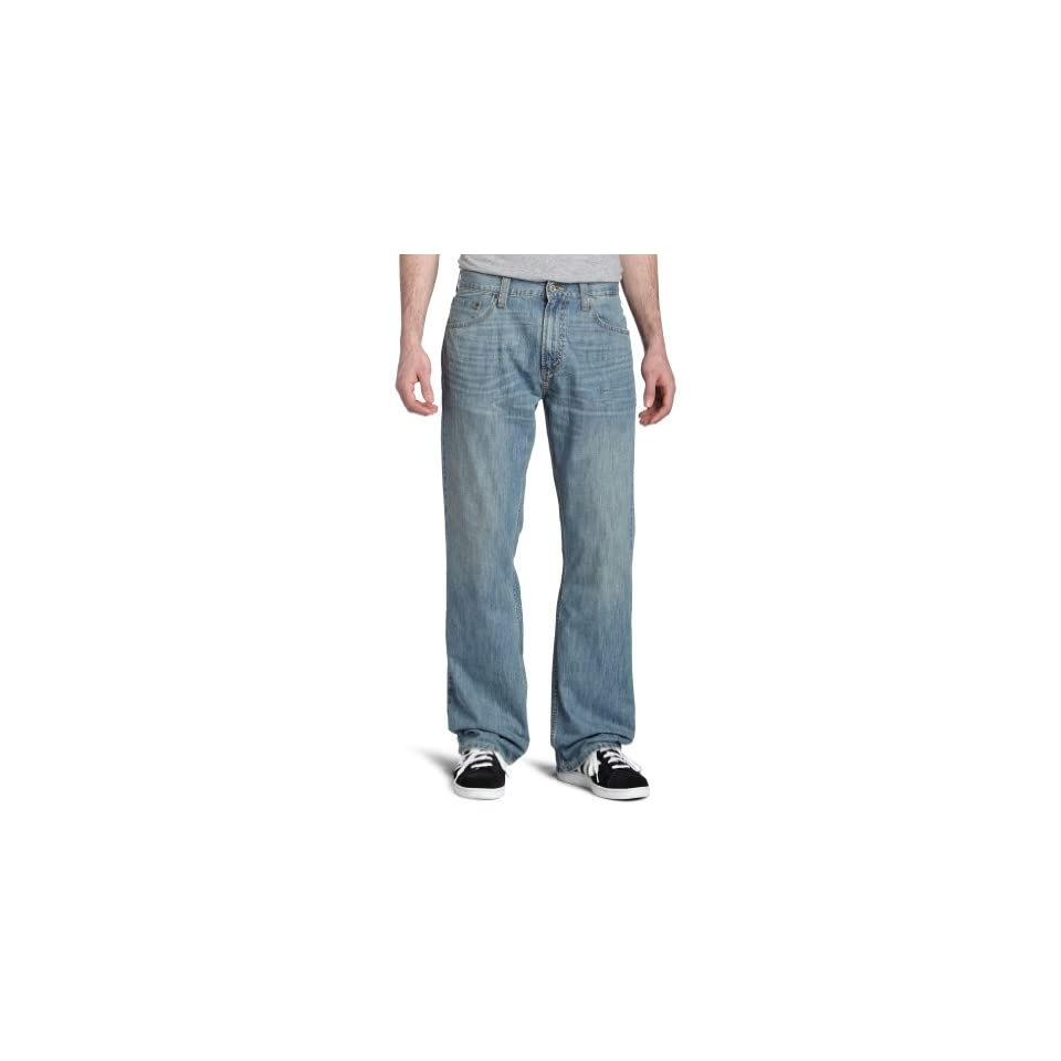 Levis Mens 557 Relaxed Boot Cut Jean