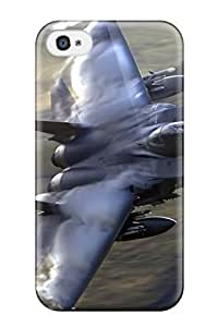 BESTER 4s Scratch-proof Protection Case Cover For Iphone/ Hot F-15 Eagle Phone Case