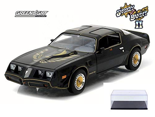 Diecast Car & Display Case Package - Smokey and The, used for sale  Delivered anywhere in USA