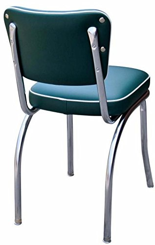 Lucy Diner Chair - green