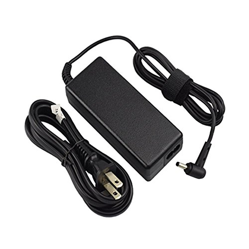 [UL Listed] Superer AC Charger Replacement for Toshiba Satellite C55 C655 C855 L655 S55 P55W E45W A665 PA3822U-1ACA PA3714U-1ACA PA3917U-1ACA PA5177U-1ACA PA3715U-1ACA Laptop Power Supply Adpater - C655 Cord Power Satellite