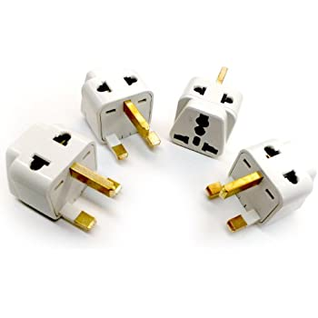 Amazon Com High Quality Ac Power Travel Adapter Plug For United Kingdom Uk England Ireland