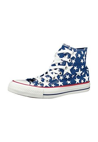 Converse All Stars Midnight Hour Chaussures Montantes Baskets Mode (Navy) blau / weiß