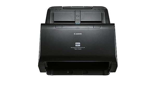 Canon imageFORMULA DR-C240 600 x 600 dpi - Escáner (216 x 3000 mm ...