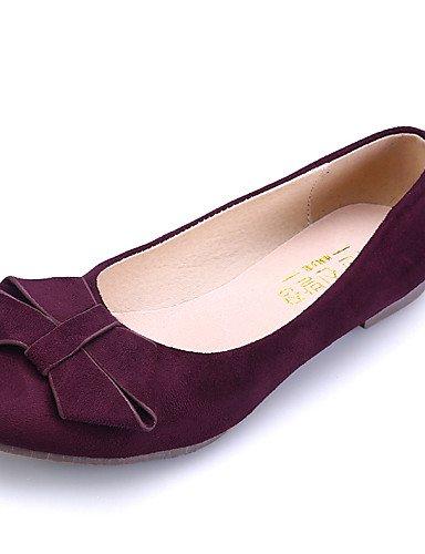 talón Toe plano PDXde ante zapatos de comodidadseñaló mujer pqvvw0WI