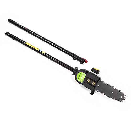 Greenworks 3' Pole Saw Attachment for String Trimmer - Pole Attachment