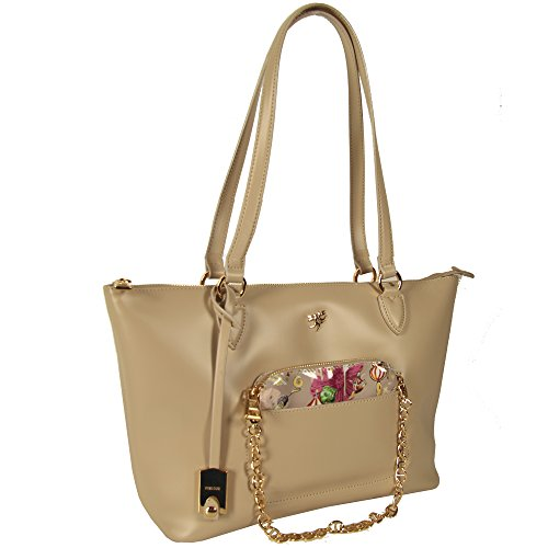 Glacet Donna Guidi Beige Piero Circus t1 210341086 Magic Borsa Shopper gYwxaBq