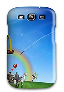 2015 Galaxy S3 Hard Case With Awesome Look 3417699K42630114