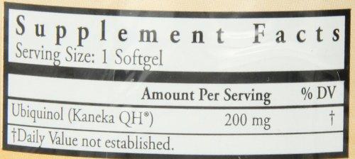 Healthy Origins Ubiquinol Soy Free/Non-GMO Gels, 200 Mg, 150 Count by Healthy Origins (Image #1)