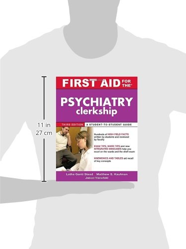 first aid clerkship series pdf