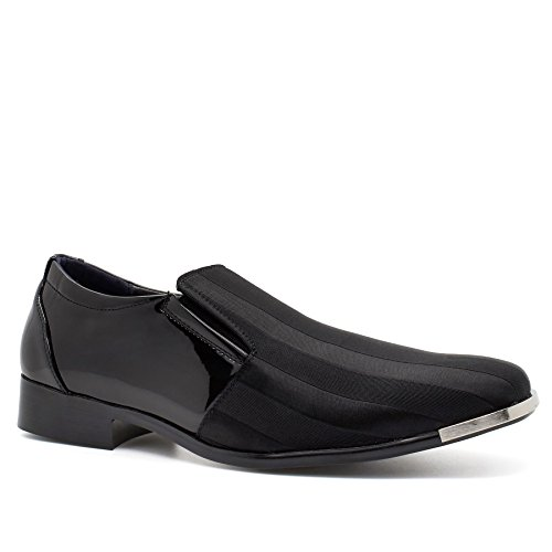 Clark Noir Mocassins Homme London Footwear XRAw55