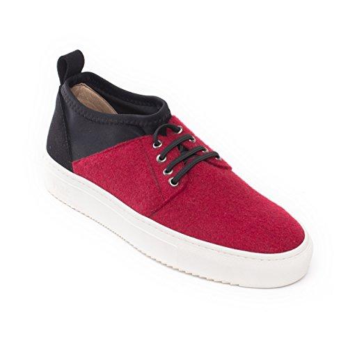 nae Re-Pet | Sneakers Vegan rosso