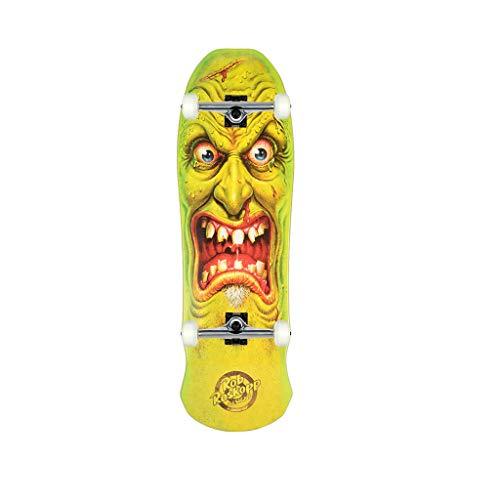 Santa Cruz Skateboard Roskopp Face X Edmiston 9.5