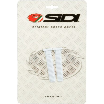 Sidi Strap for Caliper White, One Size