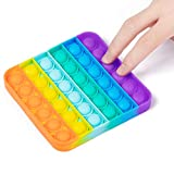 WQFXYZ Push Pop Bubble Fidget Sensory Toy, a