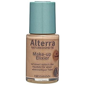 Alterra Make-up Elixir 03 Caramel 30 ml Natural de Make Up, con bio
