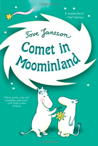 Comet in Moominland (Moomins) - Clearance Sale Comet