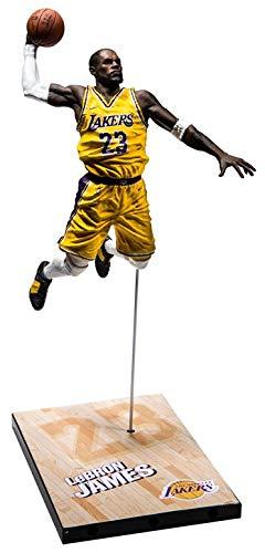 get cheap faebc d43f9 NBA 2K19 McFarlane Lebron James 7