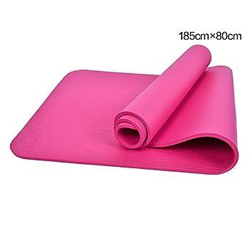 Olici MDRW-Amantes del Yoga Principiante 10Mm Yoga Pilates ...