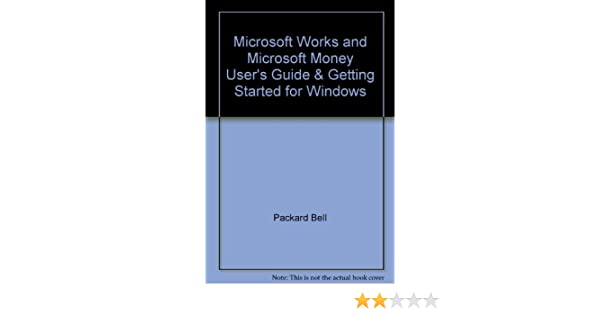 microsoft works and money user s guide getting started microsoft rh amazon com microsoft money 2005 user guide microsoft money user guide pdf