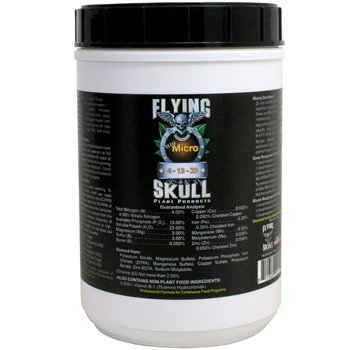 Elite Micro, 4 lb by Flying Skull Custos Plantam Plant Products