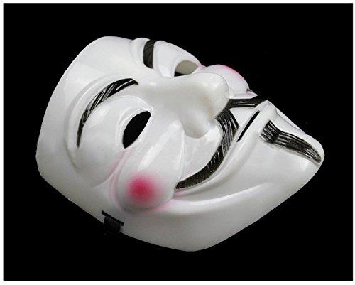Hallo (Anonymous Mask Costume Ideas)