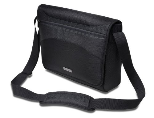Kensington Triple Trek Messenger Bag for 13 to 14-Inch Ultrabooks (K62590AM) ()