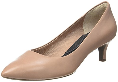 Rockport Damen Kalila Pump Pumps Beige (caldo Taupe Vitello)