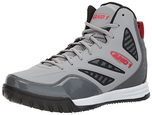 AND1 Grey red Grey black AND1 wXX8UqB