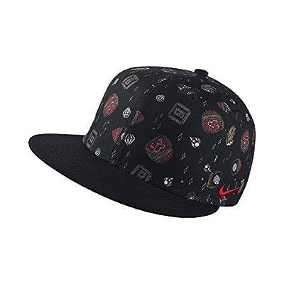 Nike Sportswear Qt S+ Pippen Vi Pro Snapback Hat, Black by Nike