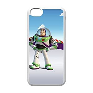 Toy Story 3 iPhone 5c Cell Phone Case White TQ7210804