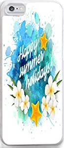 Iphone Case Dseason Iphone 5 5c Case Fashion Printing Series,High Quality Personalized Protector Quotes happy summer holidays