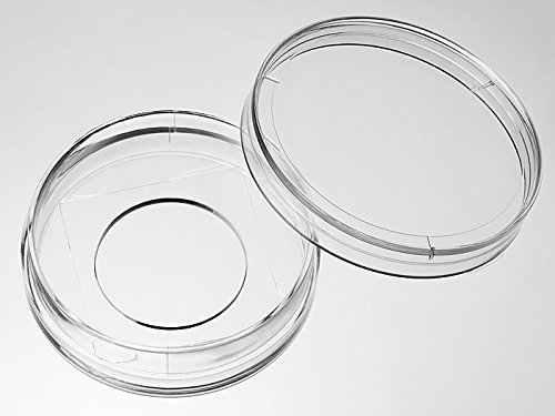 In Vitro Scientific 35 Mm Glass Bottom Dish With 20 Mm Micro Well  1 5 Cover Glass D35 20 1 5 N
