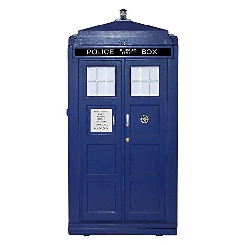 (Doctor Who Tardis 12 Liter (Bigger Version) Thermoelectric Cooler or Warmer (Blue))