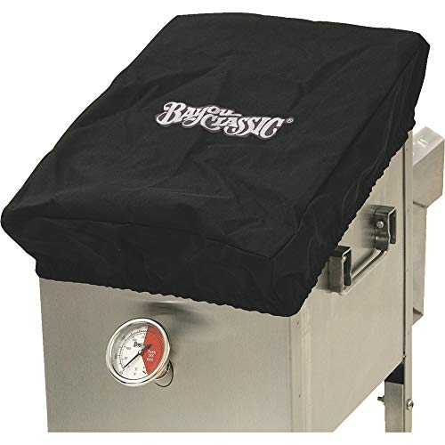 4 Gallon Fryer - 1 X Bayou Classic 5004 Canvas Cover for the 5004 4-Gallon Fryer