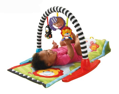 Fisher-Price Zoo Friends Musical Gym Discontinued by Manufacturer