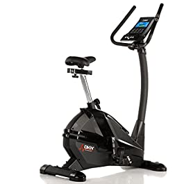 DKN Unisex's AM-3i Exercise Bike, Black, One Size