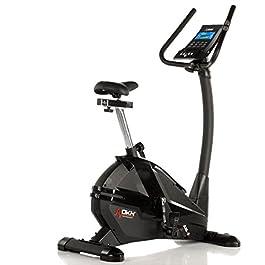 DKN Unisex's AM-3i Exercise Bike, Black, One Size