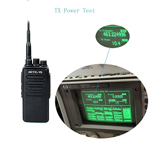 Way Radio 16CH VOX 3000mAh and PTT Covert Acoustic Earpiece
