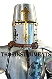 Medieval Wearable Knight CRUSADOR Full Suit of