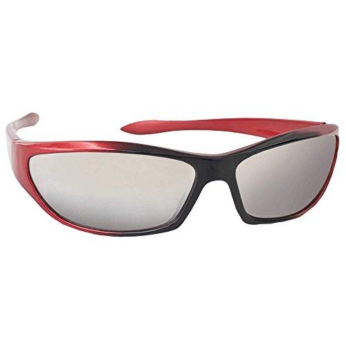 Trespass Unisex Adults Fireflies Sunglasses (One size) (Red - Firefly Sunglasses