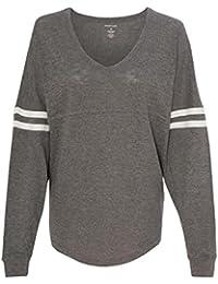 Varsitee Slub T-Shirt - Longsleeve, Lightweight Jersey, Adult Sizes