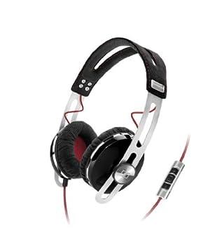 Sennheiser Momentum 1.0 - Auriculares de diadema cerrados (con micrófono, control remoto integrado, 3.5 mm), negro: Amazon.es: Electrónica