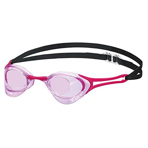 VIEW Swimming Gear Blade Zero Racing Goggle, - Goggles View