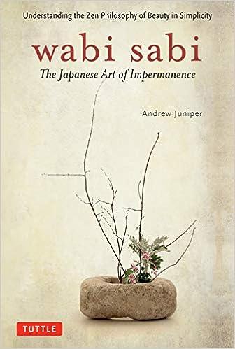 Amazon Com Wabi Sabi The Japanese Art Of Impermanence