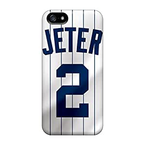 New Shockproof Protection Case Cover For Iphone 5/5s/ New York Yankees Case Cover